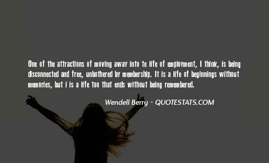 Quotes About Nothing Being Free In Life #620454