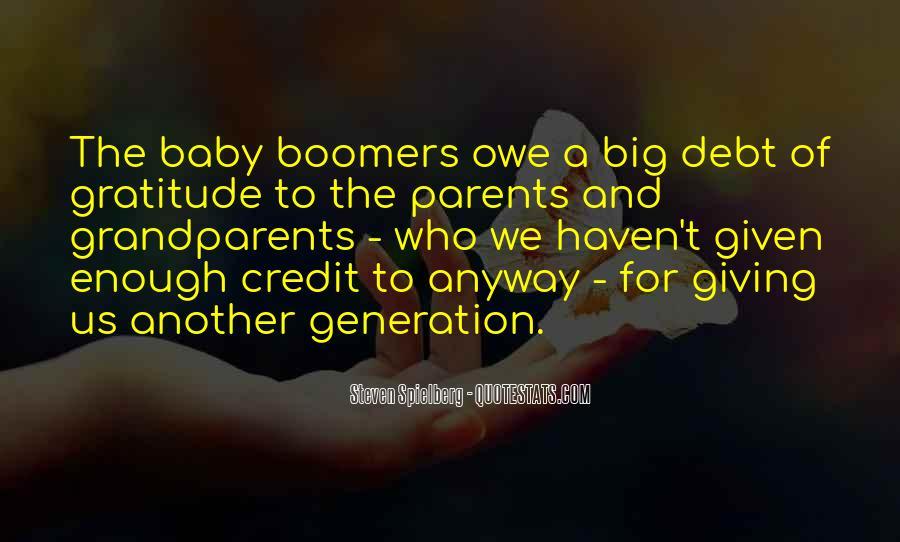 Quotes About Gratitude For Parents #1716762