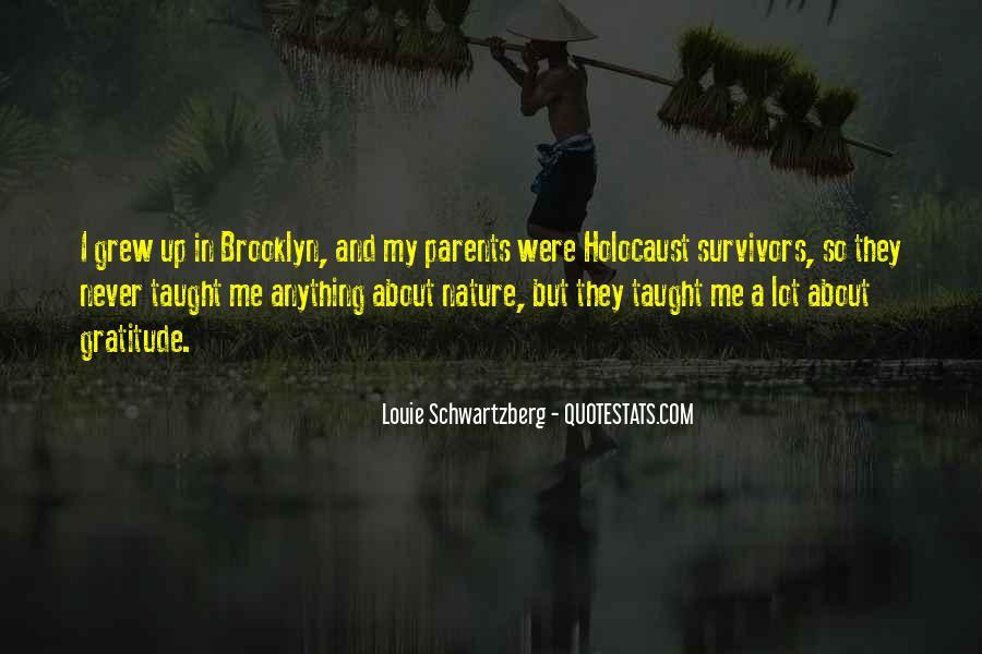 Quotes About Gratitude For Parents #1815418