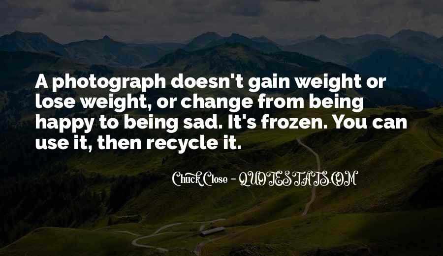 Quotes About Weight Gain #107042