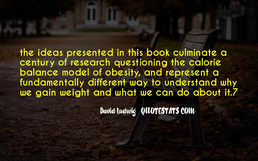 Quotes About Weight Gain #1153661