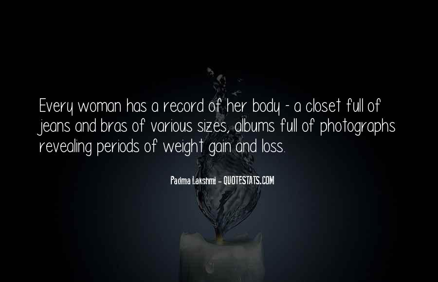 Quotes About Weight Gain #1607556