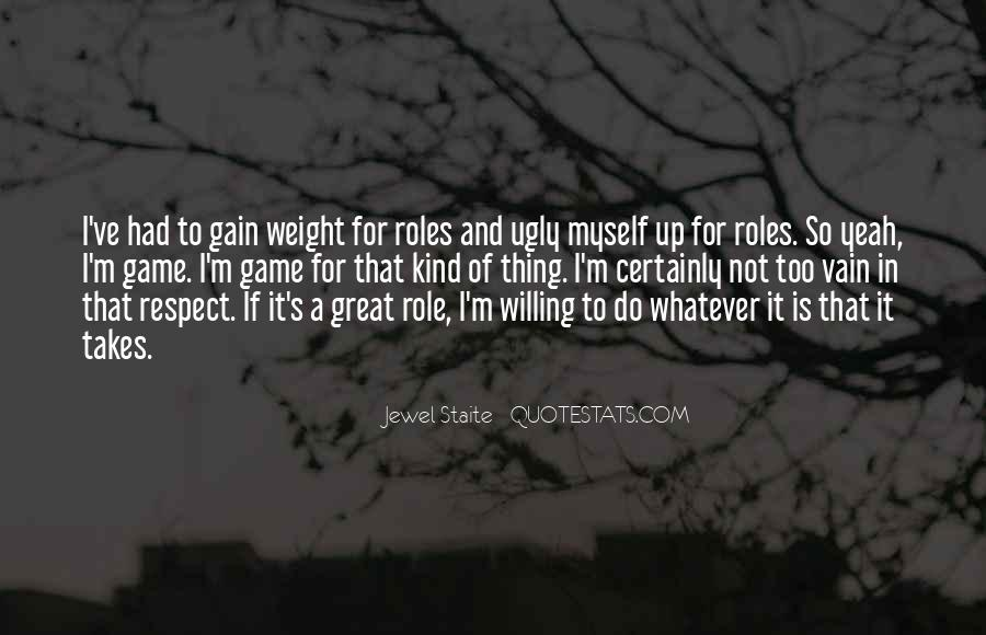 Quotes About Weight Gain #385366