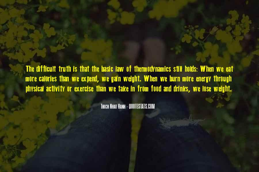 Quotes About Weight Gain #57353