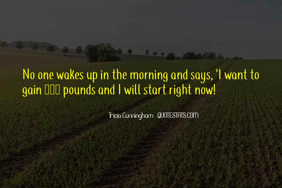Quotes About Weight Gain #81463