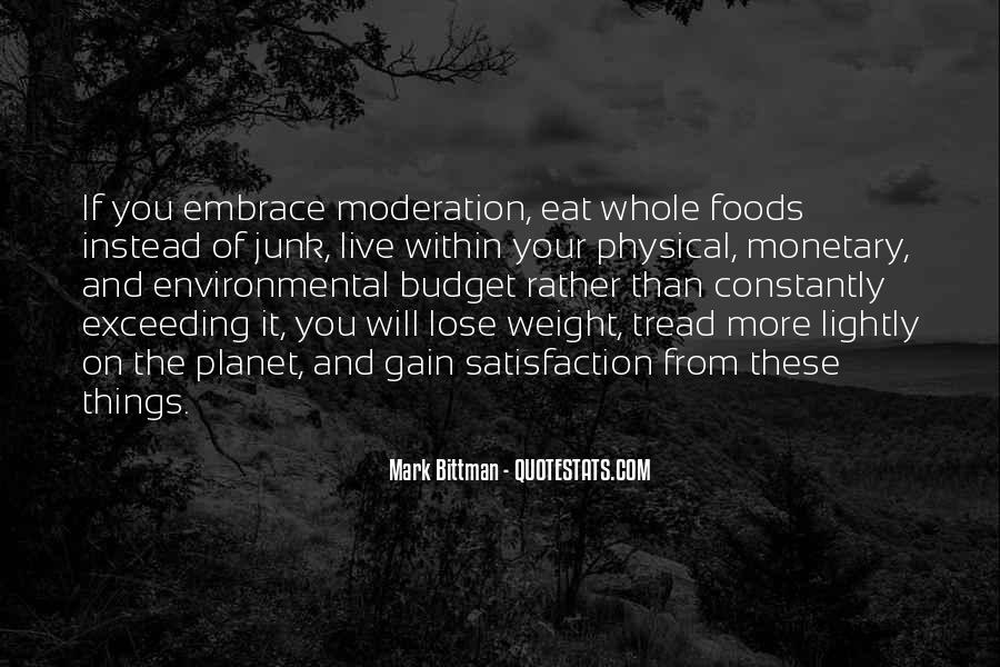 Quotes About Weight Gain #845980