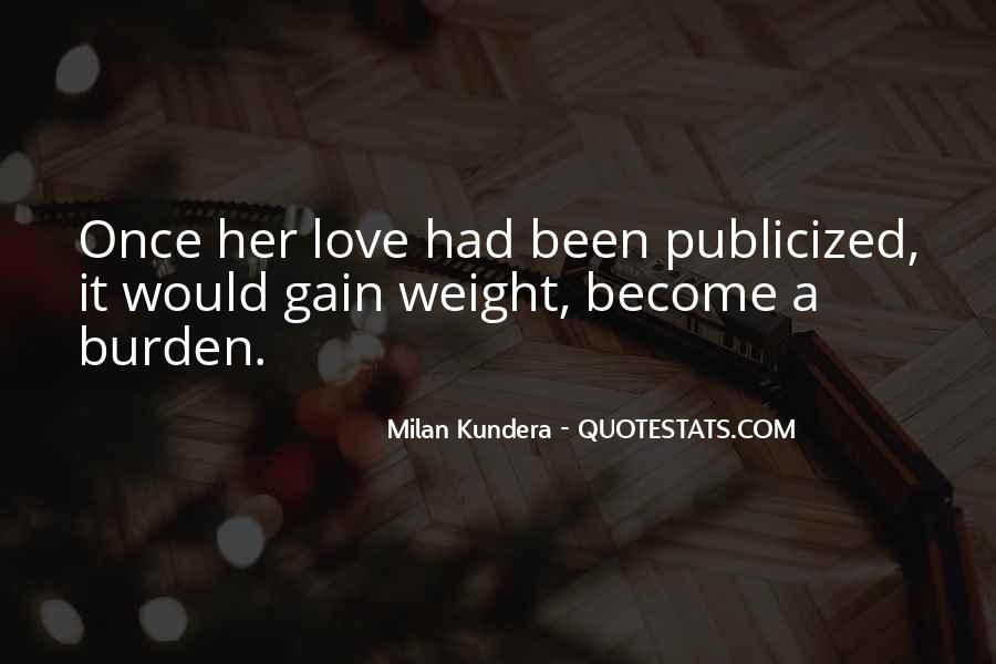 Quotes About Weight Gain #923590