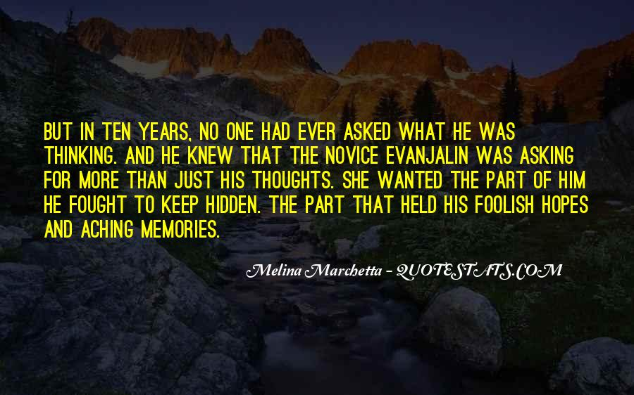 Quotes About Memories From The Wonder Years #146776