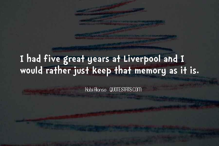 Quotes About Memories From The Wonder Years #56301