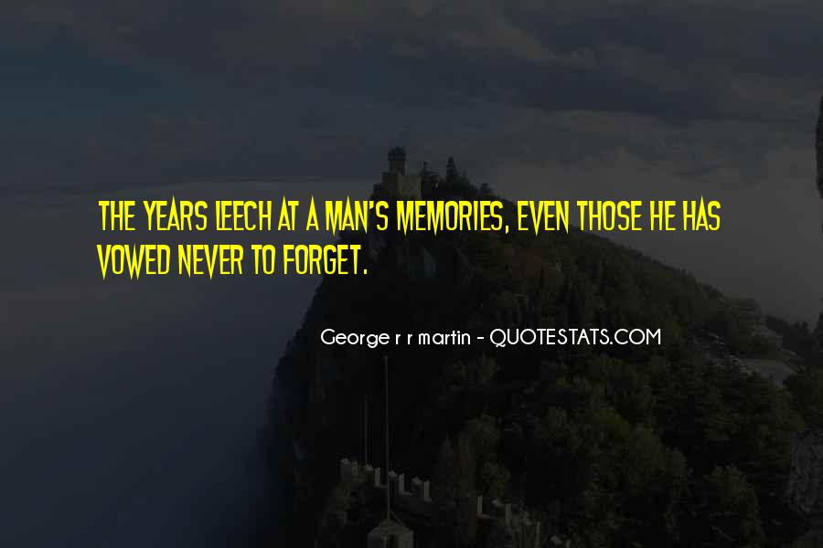 Quotes About Memories From The Wonder Years #97264