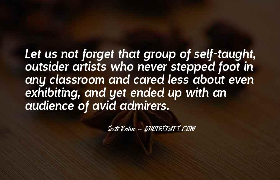 Quotes About Avid #1002241