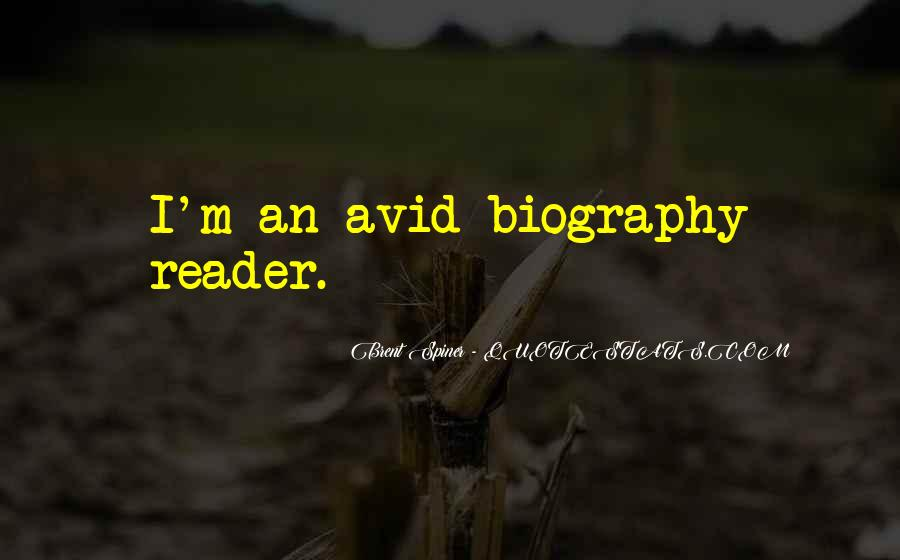Quotes About Avid #1091310