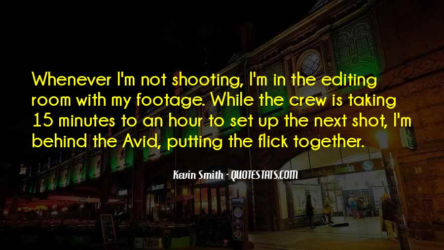 Quotes About Avid #1228204