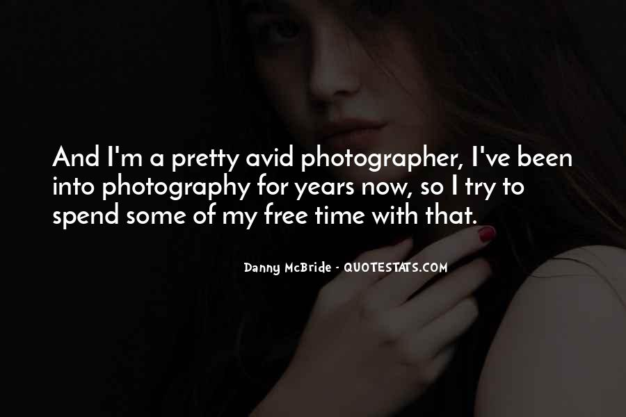 Quotes About Avid #703677