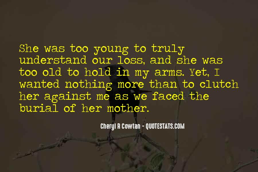 Quotes About A Death In The Family #1363674