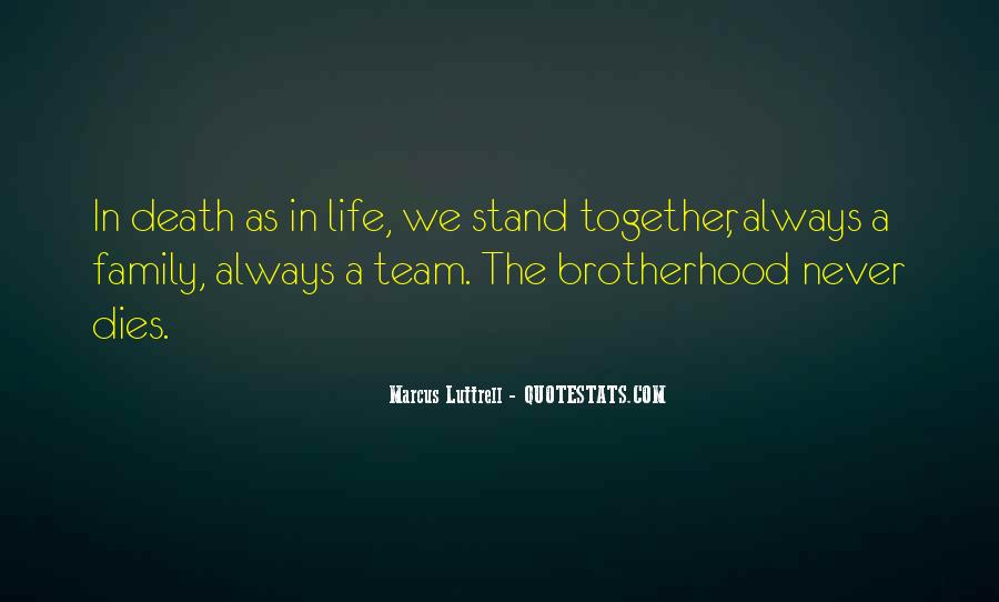Quotes About A Death In The Family #1442070