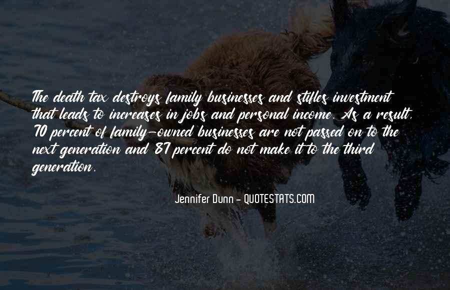 Quotes About A Death In The Family #1533303