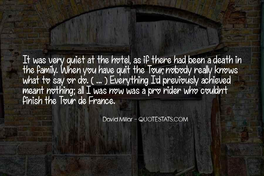 Quotes About A Death In The Family #1614839