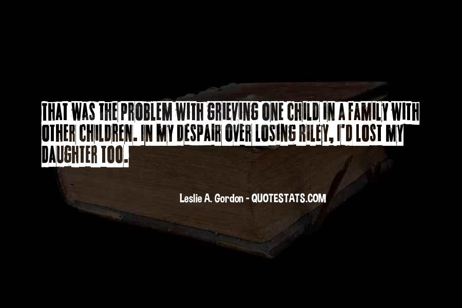 Quotes About A Death In The Family #251641