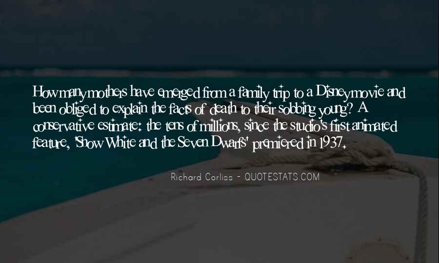 Quotes About A Death In The Family #316015