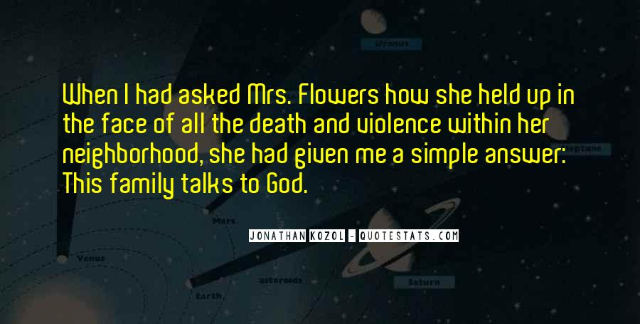 Quotes About A Death In The Family #328282