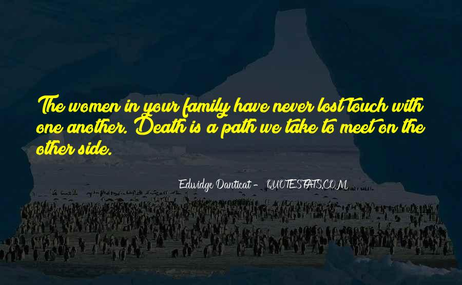Quotes About A Death In The Family #400978