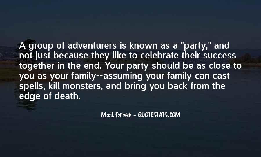 Quotes About A Death In The Family #479867