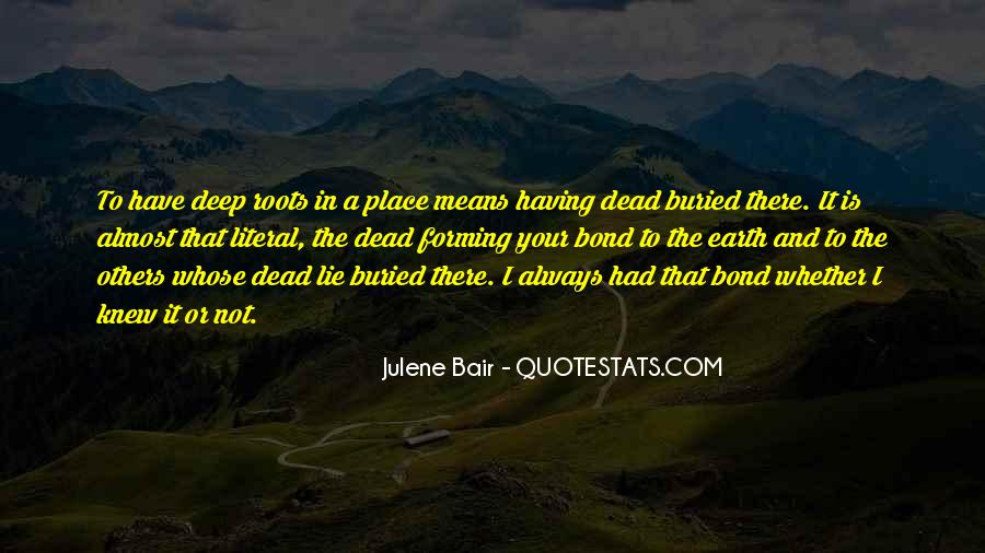 Quotes About A Death In The Family #488336