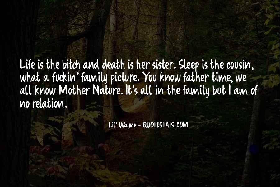Quotes About A Death In The Family #642717