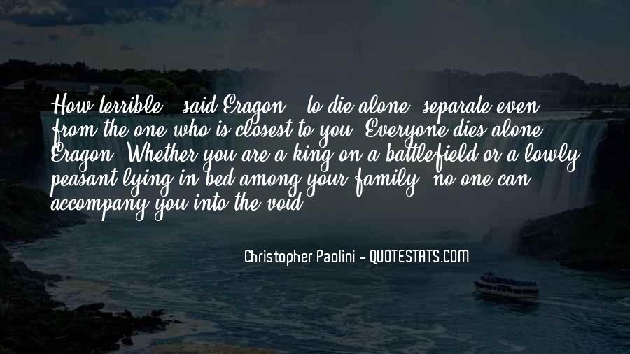 Quotes About A Death In The Family #690261