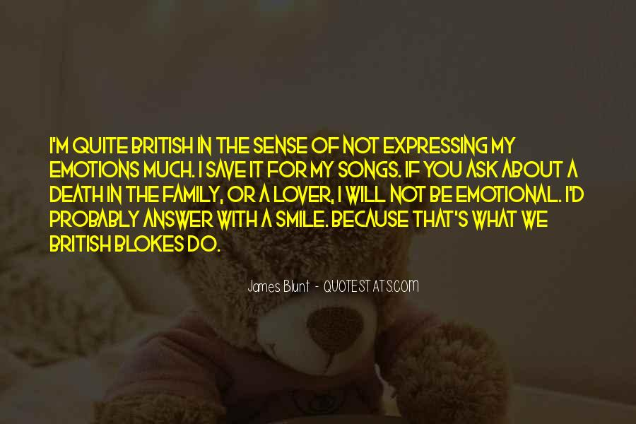 Quotes About A Death In The Family #804022