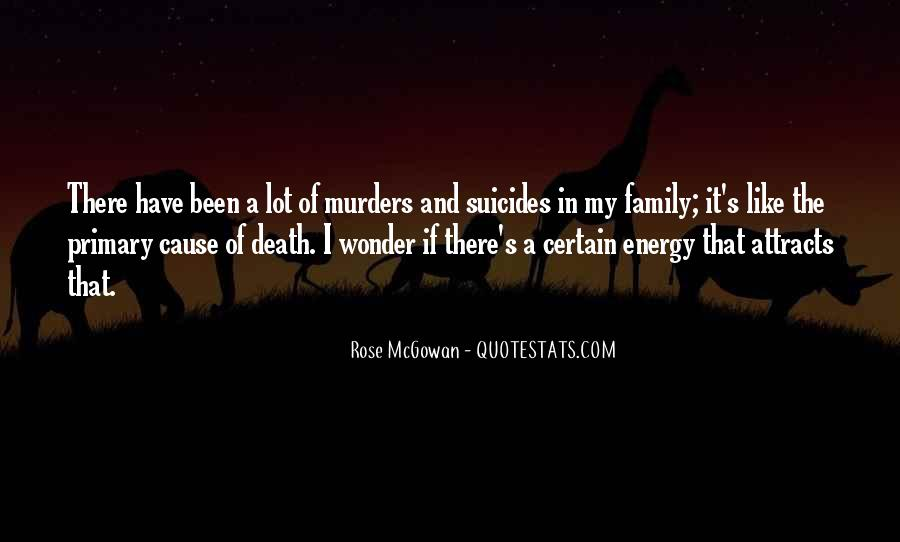 Quotes About A Death In The Family #953755