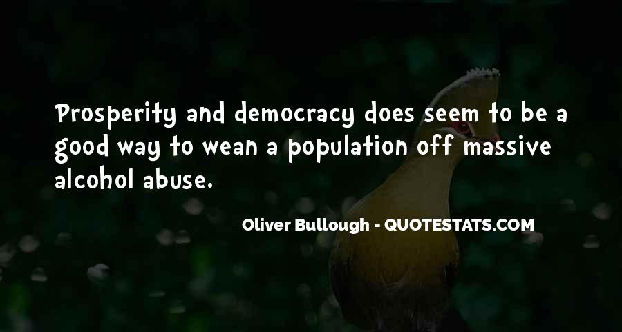Quotes About Democracy And Communism #1388851