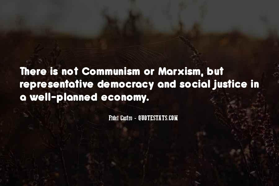 Quotes About Democracy And Communism #1580209