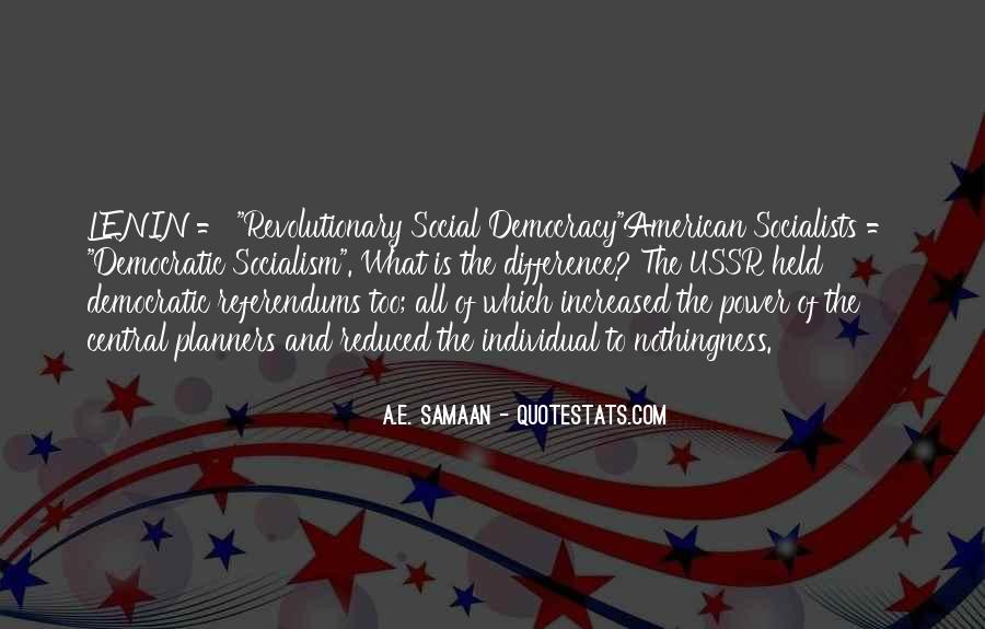 Quotes About Democracy And Communism #1820237