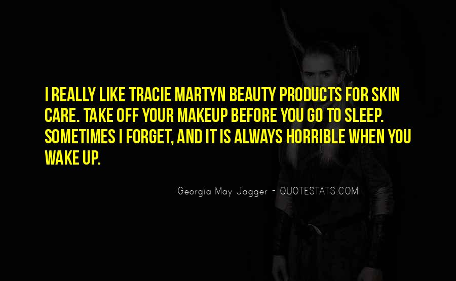 Quotes About Beauty Products #1511407
