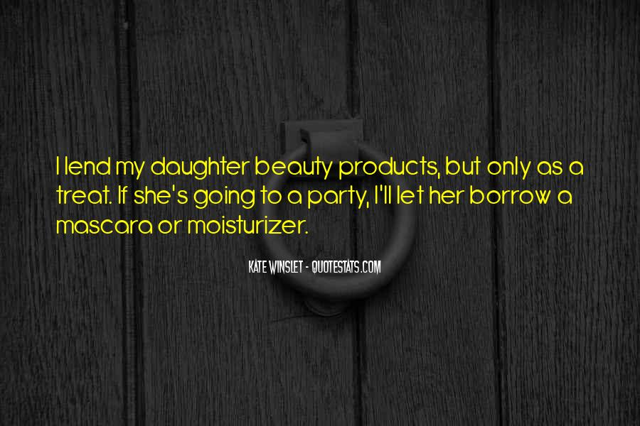 Quotes About Beauty Products #382267
