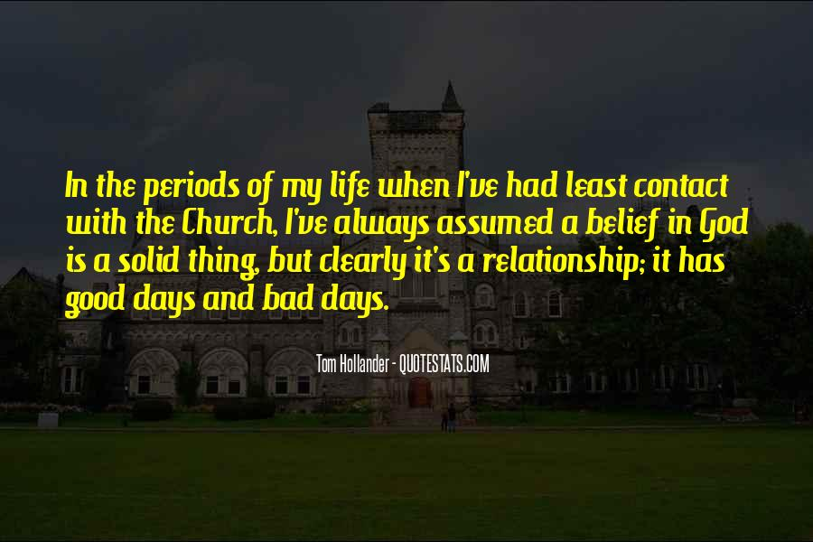Quotes About A Good Relationship With God #254930