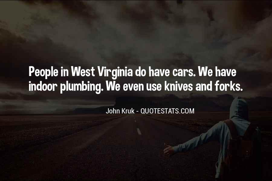Quotes About Knives And Forks #1254044