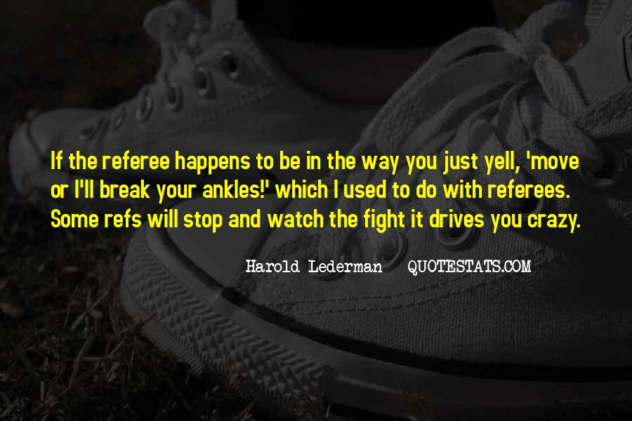 Quotes About Refs #1453090