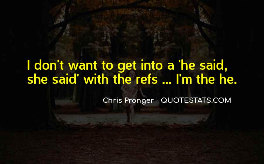 Quotes About Refs #696482