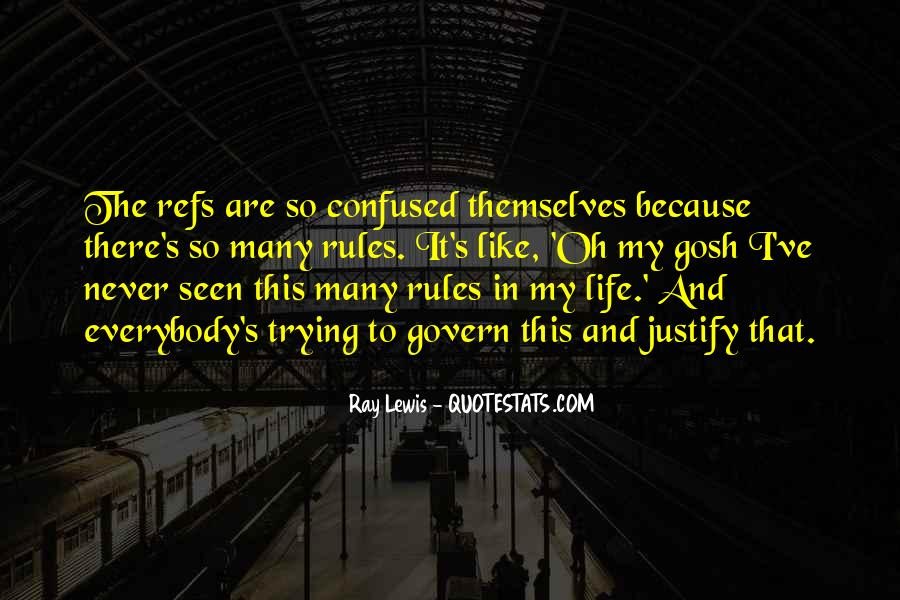 Quotes About Refs #753952