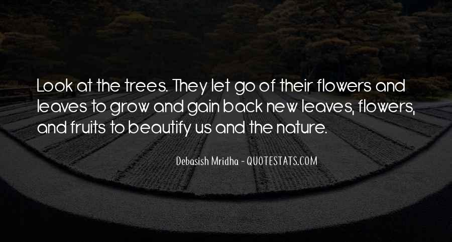 Quotes About Trees And Wisdom #1814680