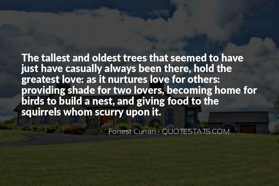 Quotes About Trees And Wisdom #385810