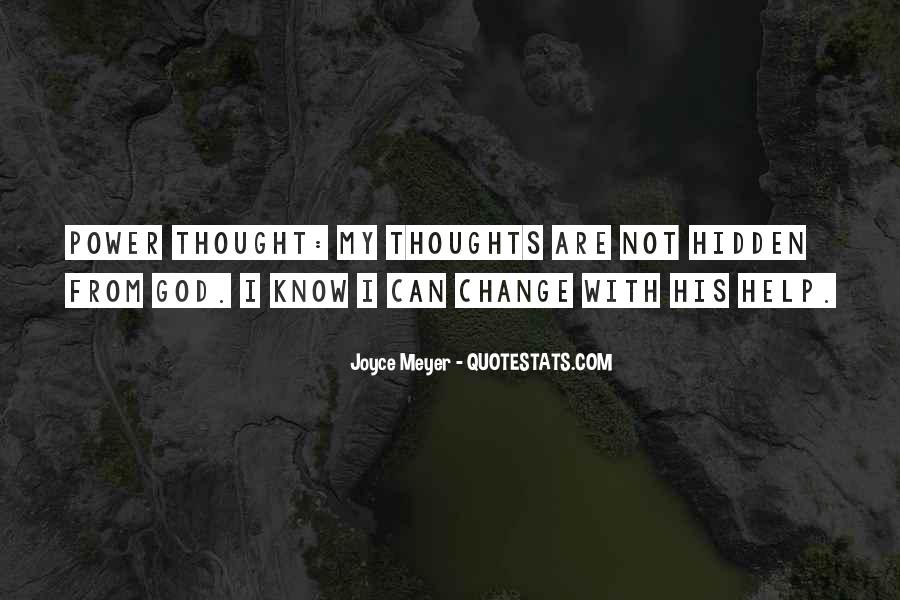 Quotes About Help From God #1342618