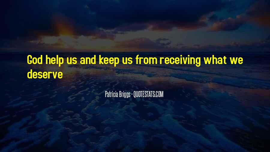 Quotes About Help From God #212545