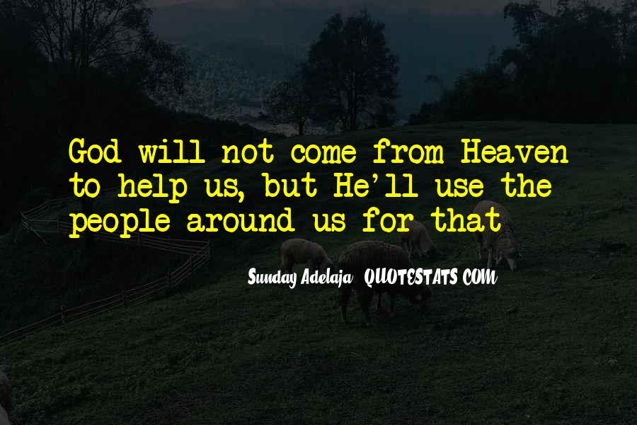 Quotes About Help From God #359593