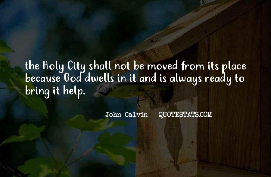 Quotes About Help From God #694786