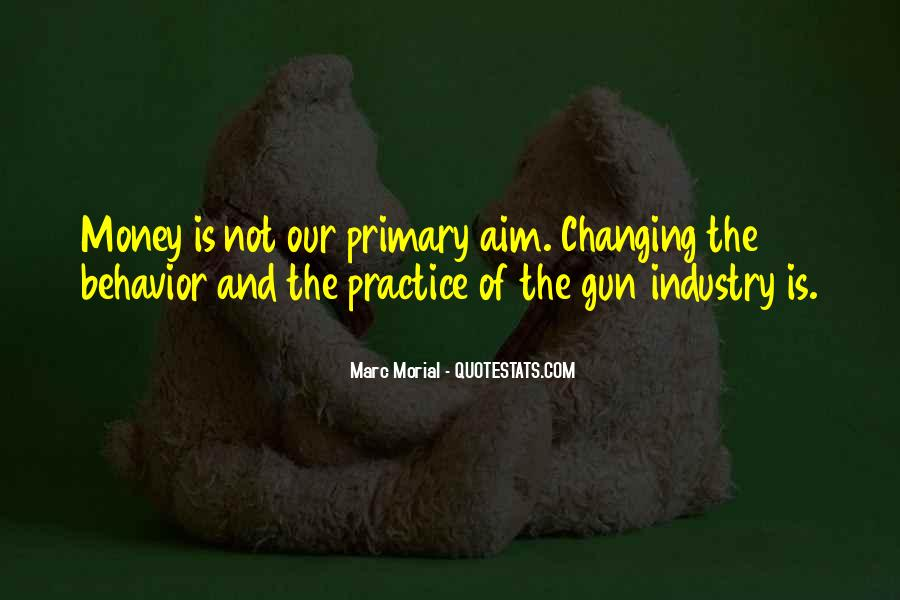Quotes About Changing Behavior #1091200