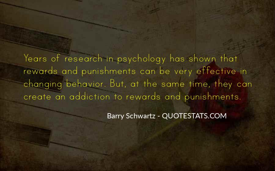 Quotes About Changing Behavior #1291356